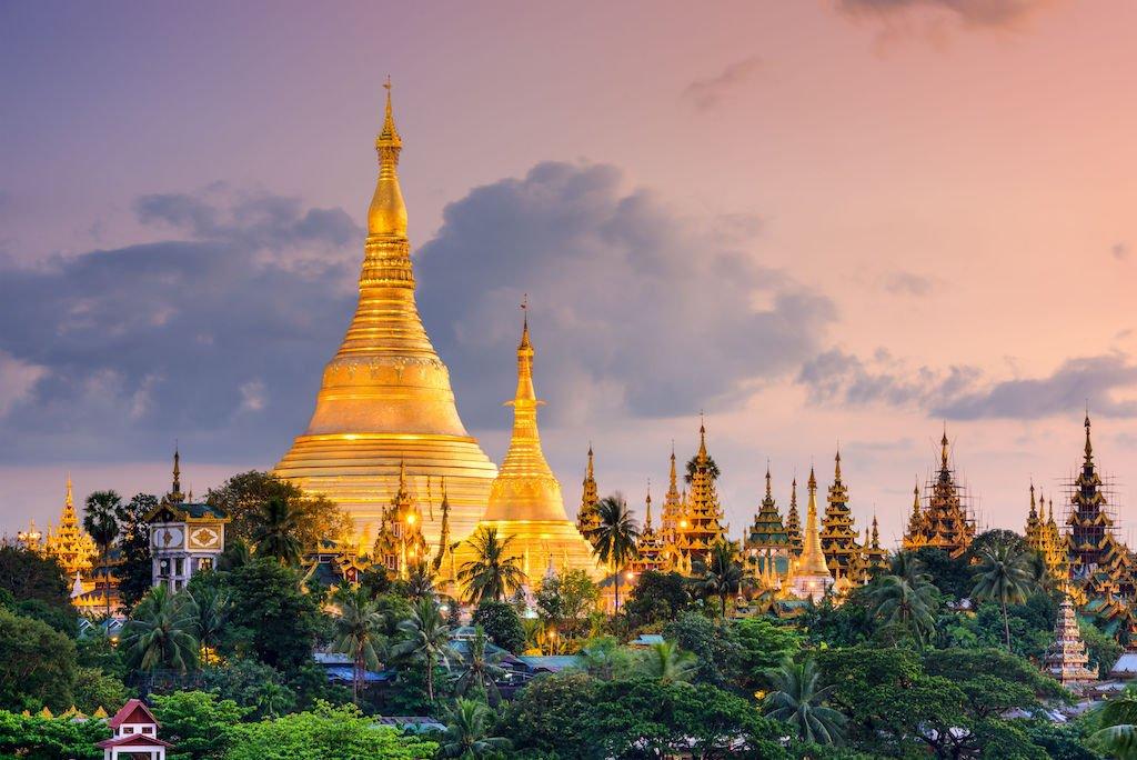 viaggio di nozze birmania
